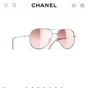 Chanel Pilot Sunglasses